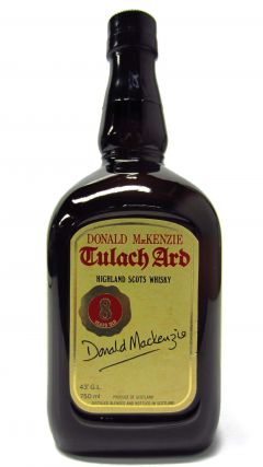 Blended Malt - Donald McKenzie Tulach Ard 8 year old Whisky