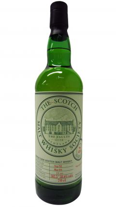 Loch Lomond - SMWS Scotch Malt Whisky Society 122.1 - 1992 11 year old Whisky