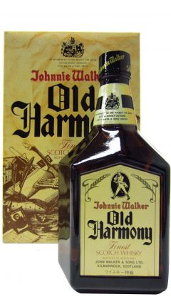 Johnnie Walker - Old Harmony Whisky
