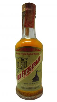 Old Fitzgerald - Kentucky Straight Miniature 7 year old Whiskey