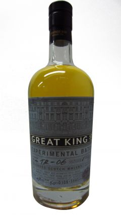 Compass Box - Great King St - Experimental Batch TR-06 Whisky