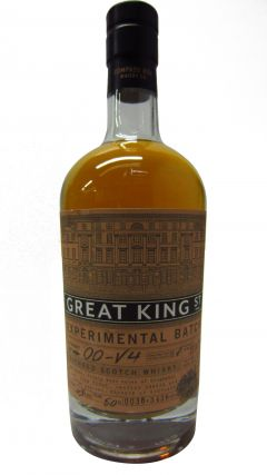 Compass Box - Great King St - Experimental Batch OO-V4 Whisky