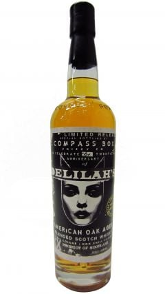 Compass Box - Delilah's 20th Annivesary Whisky