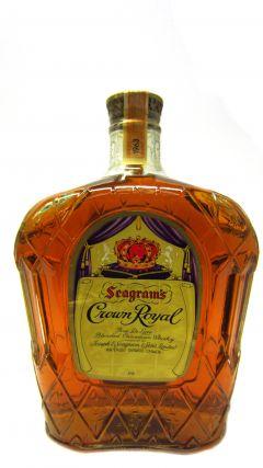 Crown Royal - Fine Deluxe (1960's bottling) Whisky