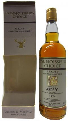 Ardbeg - Connoisseurs Choice - 1974 22 year old Whisky