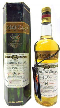 St. Magdalene (silent) - Old Malt Cask - 1982 24 year old Whisky