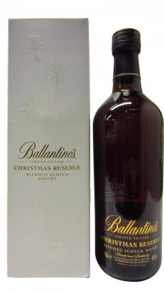 Ballantines - Limited Edition Christmas Reserve 3rd Edition Whisky