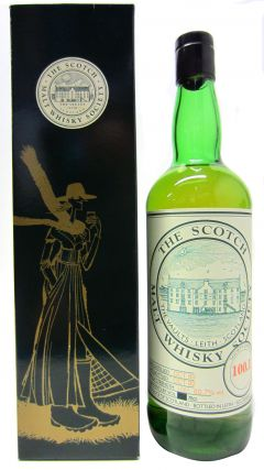 Strathmill - SMWS Scotch Malt Whisky Society 100.1 - 1980 12 year old Whisky
