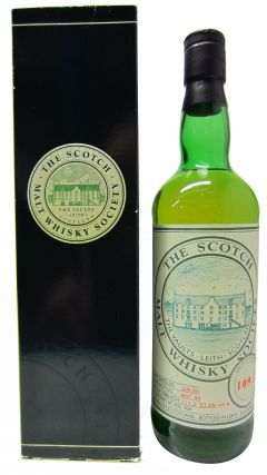 Mosstowie - Scotch Malt Whisky Society SMWS 109.1 - 1980 13 year old Whisky