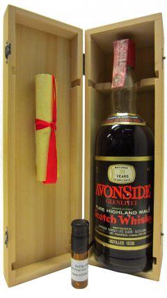 Glenlivet - Pure Highland Malt - 1938 39 year old Whisky