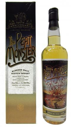 Compass Box - The Peat Monster 10th Anniversary Whisky