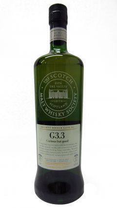 Caledonian - Scotch Malt Whisky Society SMWS G3.3 - 1986 26 year old Whisky