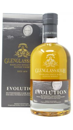 Glenglassaugh - Evolution 50% Whisky