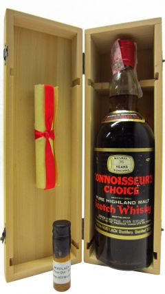 Mortlach - Connoisseurs Choice - 1936 36 year old Whisky
