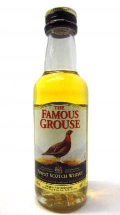 Famous Grouse - Finest Scotch Miniature Whisky