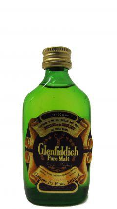 Glenfiddich - Pure Malt Miniature Whisky