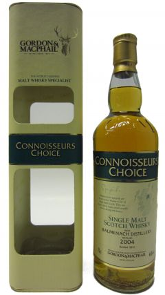 Balmenach - Connoisseurs Choice - 2004 8 year old Whisky