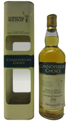 Aultmore - Connoisseurs Choice - 2000 13 year old Whisky