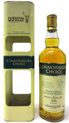 Braeval - Connoisseurs Choice - 1995 18 year old Whisky