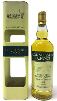 Speyburn - Connoisseurs Choice - 1989 24 year old Whisky