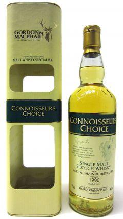 Allt-a-Bhainne - Connoisseurs Choice - 1996 16 year old Whisky