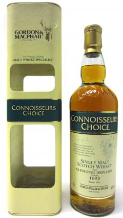Glenlossie - Connoisseurs Choice - 1993 19 year old Whisky
