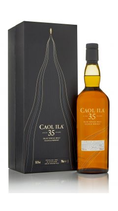 Caol Ila - 2018 Special Release - 1982 35 year old Whisky