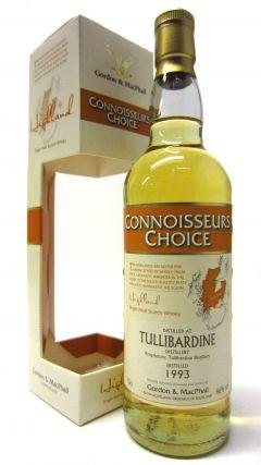 Tullibardine - Connoisseurs Choice - 1993 15 year old Whisky
