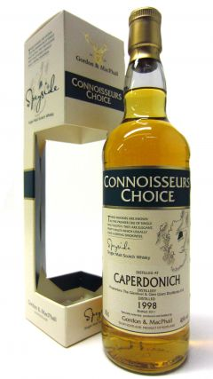 Caperdonich (silent) - Connoisseurs Choice - 1998 13 year old Whisky
