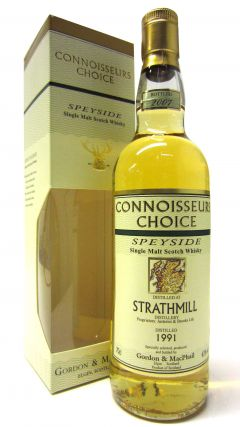Strathmill - Connoisseurs Choice - 1991 16 year old Whisky