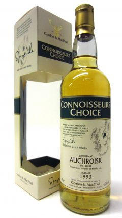 Auchroisk - Connoisseurs Choice - 1993 15 year old Whisky