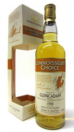 Glencadam - Connoisseurs Choice - 1990 20 year old Whisky