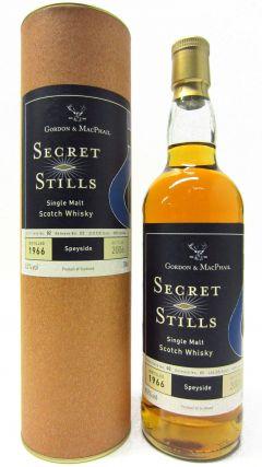 Secret Speyside - Secret Stills 2.2 - 1966 40 year old Whisky