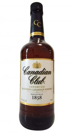 Canadian Club - Canadian 6 year old Whisky