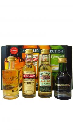 Cooley - Collection 4 X Miniature Gift Pack Whiskey