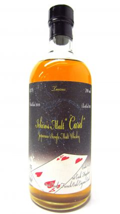 Hanyu (silent) - Four of Hearts - 2000 10 year old Whisky