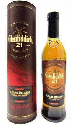 Glenfiddich - Havana Reserve (20cl bottlle) 21 year old Whisky