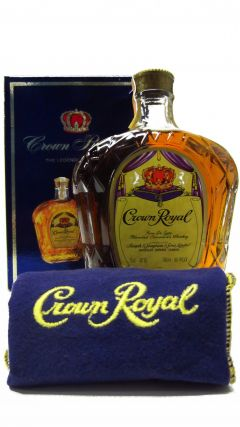 Crown Royal - Fine Deluxe (1980's bottling) Whisky