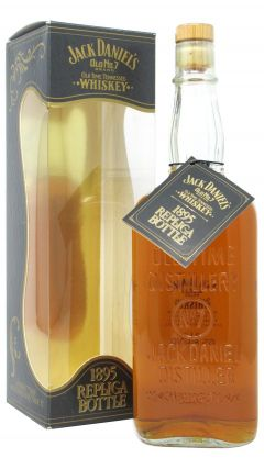 Jack Daniel's - 1895 Replica (boxed) Whiskey