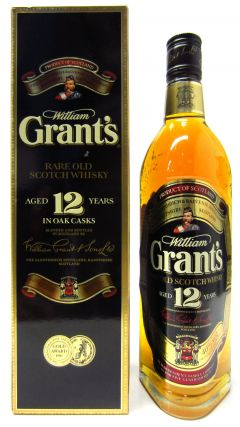 William Grant's - Rare Old Scotch 12 year old Whisky