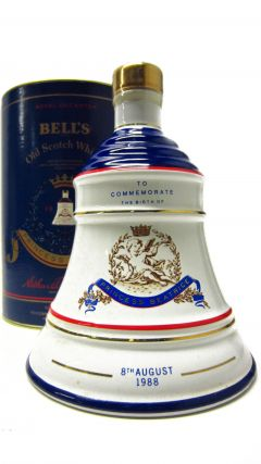 Bells - Decanter Princess Beatrice Whisky