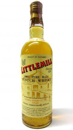 Littlemill (silent) - 100% Pure Malt Scotch Whisky