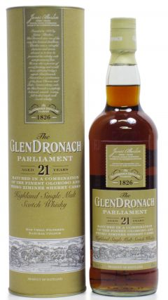 glendronach-parliment-21-year-old