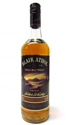 Blair Athol - Pure Malt Scotch 8 year old Whisky