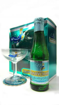 Champagne - Babycham Miniature & Glass Gift Set Whisky