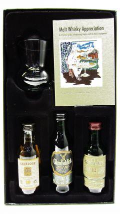 Glenfiddich - Malt Whisky Appreciation & Glass Gift Set 12 year old Whisky