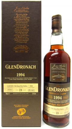 GlenDronach - Single Cask #3385 (batch 9) - 1994 19 year old Whisky