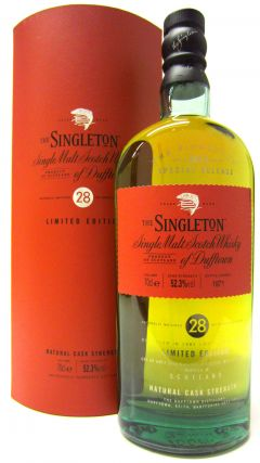 Dufftown - The Singleton Special Release - 1985 28 year old Whisky
