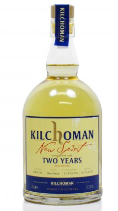 Kilchoman - New Spirit Two Years Anticipation - 2006 2 year old Whisky