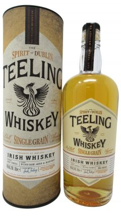 Teeling Whiskey Co. - Single Grain Whiskey